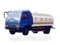 罐式运油低速货车