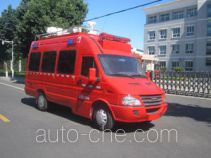 Zhongzhuo Shidai ZXF5040XXFTZ1300 штабной пожарный автомобиль связи