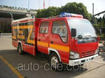Zhongzhuo Shidai ZXF5070GXFAP20 class A foam fire engine