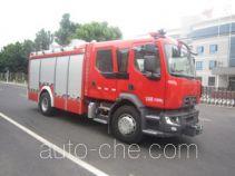 Zhongzhuo Shidai ZXF5150GXFAP40/L class A foam fire engine