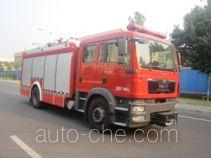 Zhongzhuo Shidai ZXF5170GXFSG60 пожарная автоцистерна