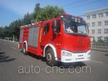 Zhongzhuo Shidai ZXF5180GXFPM60 foam fire engine