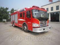 中卓时代牌ZXF5190GXFPM50型泡沫消防车