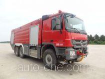 Zhongzhuo Shidai ZXF5280GXFJX110/B airport fire engine
