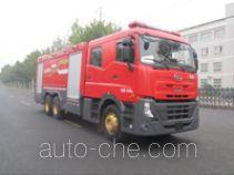 中卓时代牌ZXF5330GXFPM170型泡沫消防车