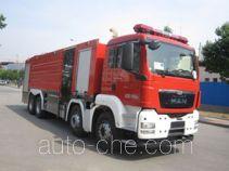 Zhongzhuo Shidai ZXF5371GXFSG180 fire tank truck