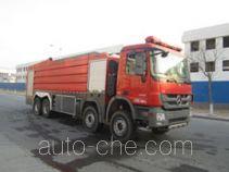 Zhongzhuo Shidai ZXF5400GXFPM210 foam fire engine