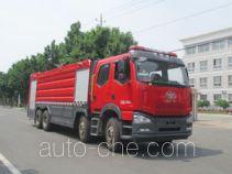 Zhongzhuo Shidai ZXF5400GXFPM210/Y пожарный автомобиль пенного тушения