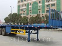 Shenglong ZXG9190P flatbed trailer