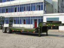 圣龙牌ZXG9191TDPA型低平板半挂车
