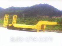 圣龙牌ZXG9220TDP型低平板半挂车