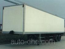 Shenglong ZXG9260XXY box body van trailer