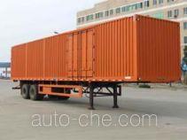 Shenglong ZXG9190XXY box body van trailer