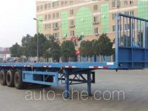 Shenglong ZXG9310P flatbed trailer