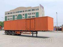 Shenglong ZXG9320XXY box body van trailer
