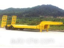 圣龙牌ZXG9330TDP型低平板半挂车