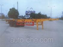 Shenglong ZXG9350TJZ container carrier vehicle