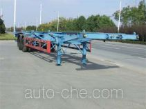 Shenglong ZXG9350TJZ1 container transport trailer