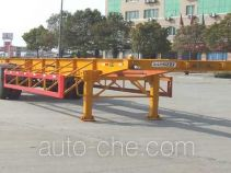 Shenglong ZXG9351TJZ container carrier vehicle