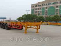 Shenglong ZXG9370TJZ container carrier vehicle