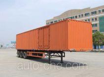 Shenglong ZXG9390XXY box body van trailer