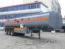 Shenglong ZXG9400GYY oil tank trailer
