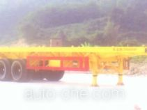 Shenglong ZXG9400P flatbed trailer