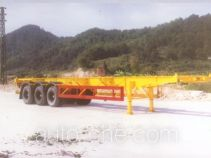 Shenglong ZXG9400TJZ container carrier vehicle