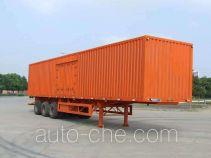 Shenglong ZXG9401XXY box body van trailer