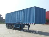 Shenglong ZXG9402XXY box body van trailer