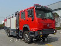 森林消防车