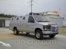 Zhongjing ZY5040XZH communications command vehicle