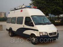 中警牌ZY5045XZH型通讯指挥车
