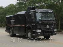 中警牌ZY5162GFB2型防暴水罐车