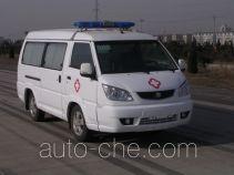 Zhongyu ZYA5020XJH ambulance