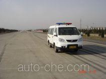 Zhongyu ZYA5021XQC prisoner transport vehicle