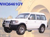 Zhongyu ZYA6461GY cross country passenger car
