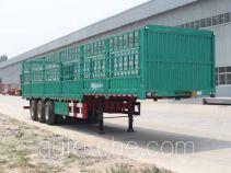 Zhuangyu ZYC9401CCY stake trailer