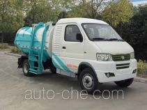 Zhongyue ZYP5031ZZZBEVAC electric self-loading garbage truck