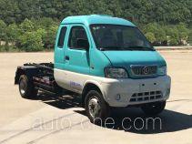 Zhongyue ZYP5032ZXX detachable body garbage truck