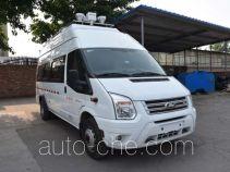 CNPC ZYT5040XZH5 command vehicle