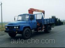 CNPC ZYT5090JSQ truck mounted loader crane