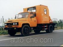 CNPC ZYT5090TAZ derrick mounting truck