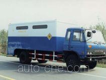 CNPC ZYT5101TYC radioactive sources transport vehicle