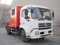 CNPC ZYT5110TCY well servicing rig (workover unit) truck