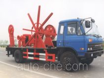 CNPC ZYT5110TGZ continuous sucker rod operation truck
