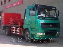 CNPC ZYT5110TJC35 well flushing truck