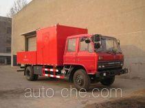 CNPC ZYT5130XGC engineering works vehicle