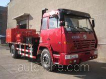 CNPC ZYT5131TJC35 well flushing truck