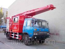 CNPC ZYT5140TCY well servicing rig (workover unit) truck